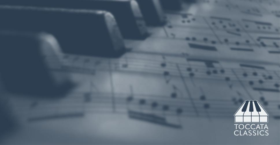 Toccata Classics Recordings
