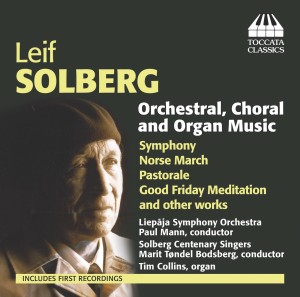 Leif Solberg: Orchestral
