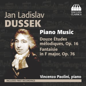 Jan Ladislav Dussek: Piano Music