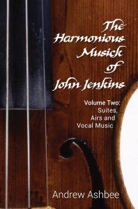 The Harmonious Musick of John Jenkins Vol. 2