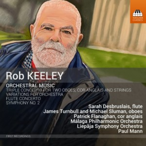 KEELEY: Orchestral Music Mann/Malaga PO/Liepaja SO/+