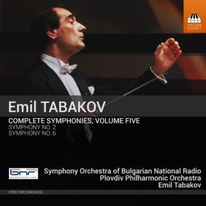 TABAKOV: Symphonies Vol.5 Tabakov,Emil/Bulgarian NRSO