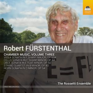Robert Fürstenthal: Chamber Music, Volume Three