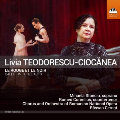 Livia Teodorescu-Ciocănea, Le rouge et le noir