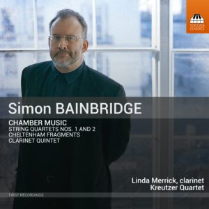 Simon Bainbridge: Chamber Music cover