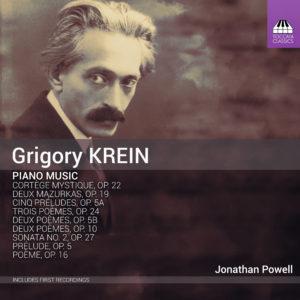Grigory Krein: Piano Music