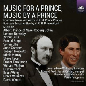 Music for a Prince, Music by a Prince