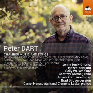 Peter Dart: Chamber Music and Songs