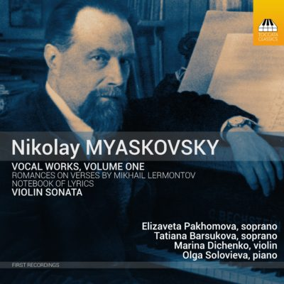 Nikolay Myaskovsky Vocal Works, Volume One