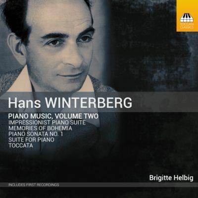 Hans Winterberg: Piano Music, Volume Two
