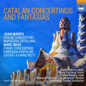 Catalan Concertinos and Fantasias