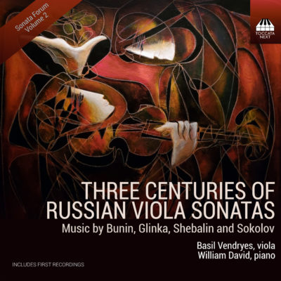 Three Centuries of Russian Viola Sonatas
